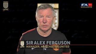 Sir Alex Ferguson on the FA turning 150 | FATV
