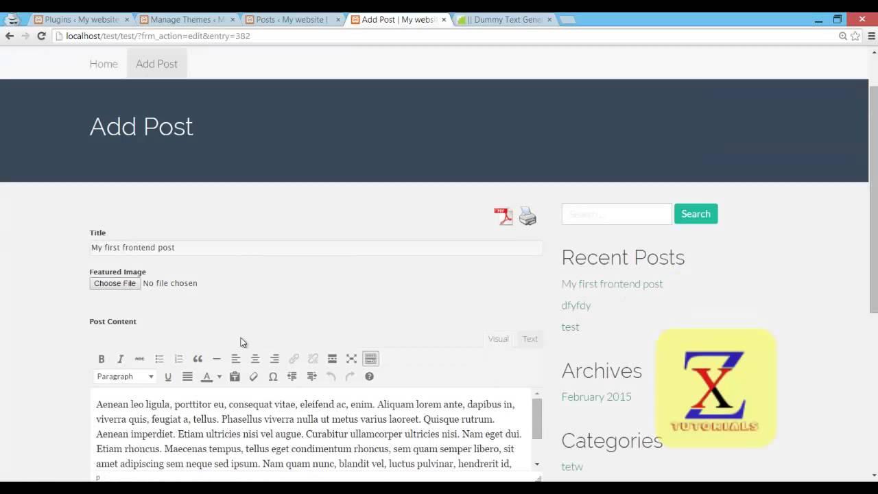 wordpress genesis open graph plugin