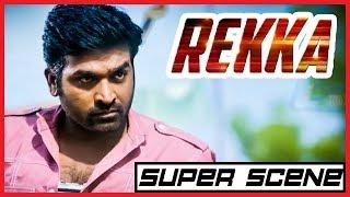 Rekka - Tamil Movie - Super Scene 2 | Vijay Sethupathi | Lakshmi Menon | D Imman