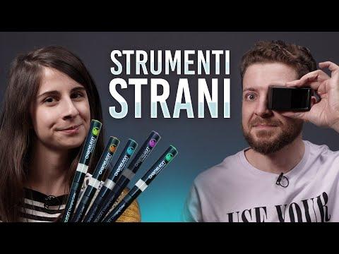 10 Strumenti da Disegno più STRANI 🐸 ft. @Maurizio Merluzzo - Fraffrog