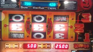 HOUSE OF FORTUNE.fruit machine.£10 challenge.Jc Studios Sam and jamie SHOUT OUT!!