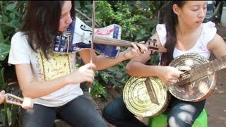 Paraguay's Landfill Orchestra Plays Instruments Made From Recycled Rubbish