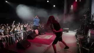 Crucify Me Gently - Incomplete Perfection (Official Live Video @Loadfest)