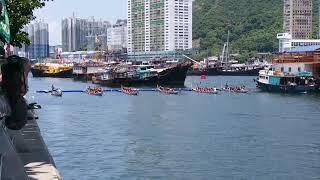 2017鴨脷洲小龍競賽_鴨脷洲舊生盃第一場計分(場次:28)