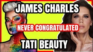 JAMES CHARLES SHADES TATI BEAUTY