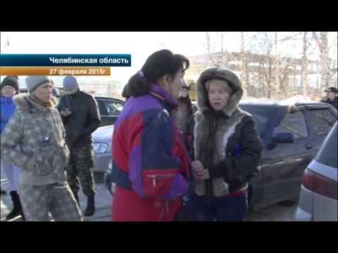 В Магнитогорске арестованы двое молодых людей, подозреваемых в убийстве супружеской пары