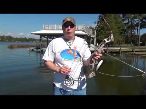 Migas Compound Bow For Fishing From Martin Archery