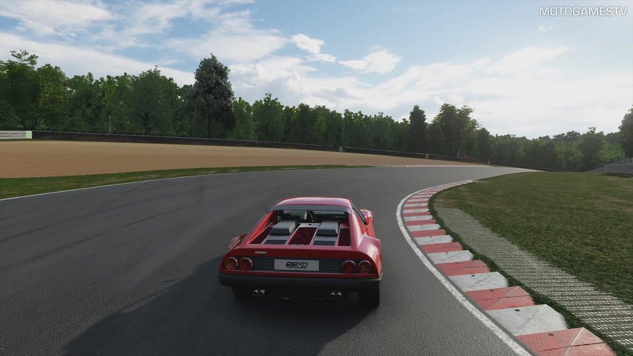 Gran Turismo Sport - Ferrari 512 BB '76 Gameplay