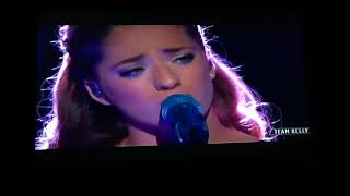 The Voice- Season 14- Brynn Cartelli- performance- What The World Needs Now Is Love. May 14, 2018.