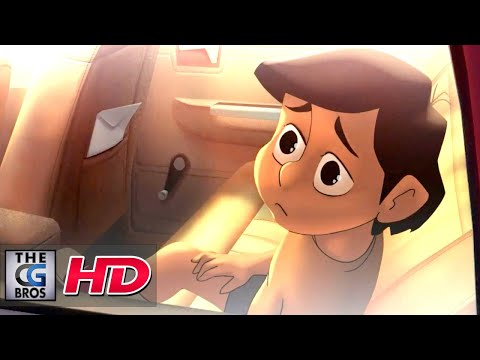 """CGI 2.5D Animated Short: """"Majd and the Librarian"""" - by Hanzo Films & Vulturehead Studios 
