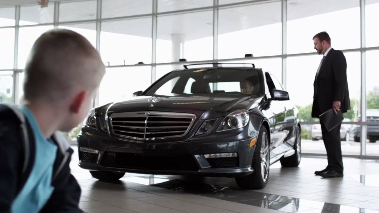 Mercedes Benz Of Hagerstown >> Mercedes Commercial: Inner Child (Director's Cut) - Long ...