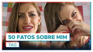 50 FATOS SOBRE MIM | Carol Moreira