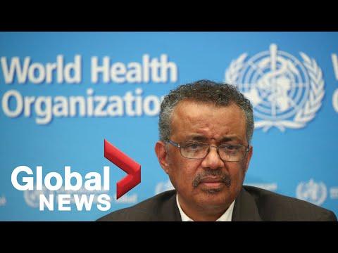 Coronavirus outbreak: WHO declares an international public health emergency