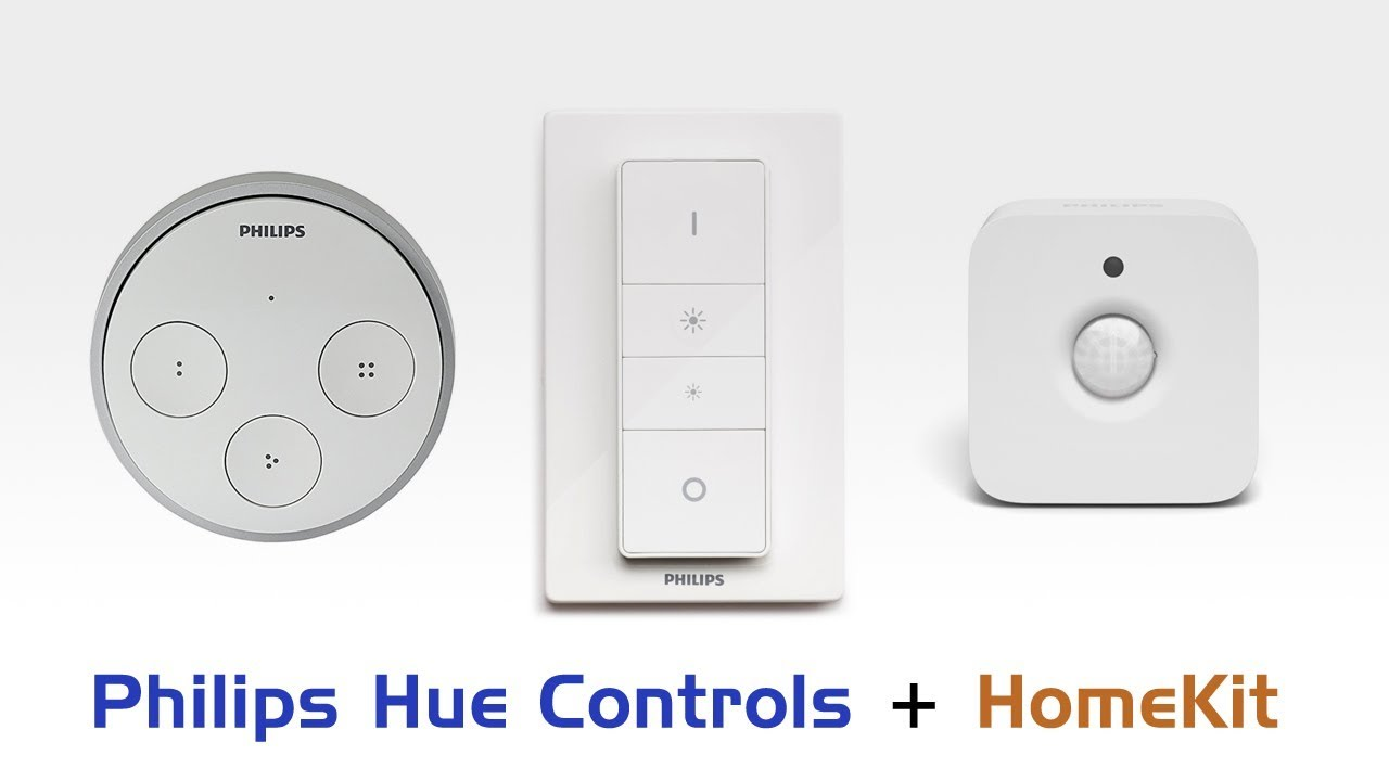 Philips Dimmer How To Make Philips Hue Tap Dimmer Motion Sensor Work With Homekit Devices