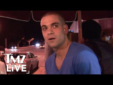 'Glee' Star Mark Salling Made A Call For Help I TMZ LIVE