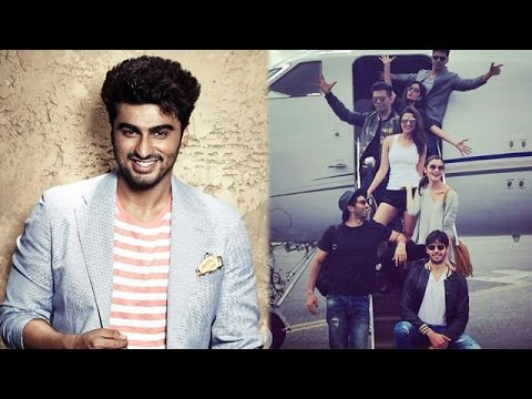 Arjun Kapoor Praises The Dream Team | Bollywood News