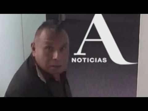 Allanan redacción de Aristegui Noticias y sustraen computadora de Investigaciones Especiales