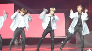 jimin focus bts am i wrong live in chile 170311