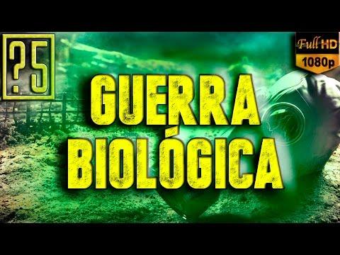 5 Armas en desarrollo de la Guerra Biológica y Bioterrorismo que pueden poner fin a la humanidad