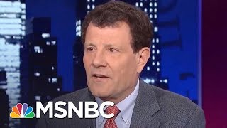 Kristof: President Trump Tweets 'Pour Gasoline' On Feud With North Korea | The Last Word | MSNBC