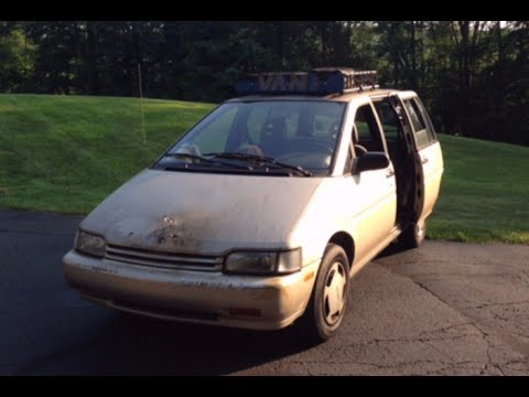 1990 Nissan Axxess One Take