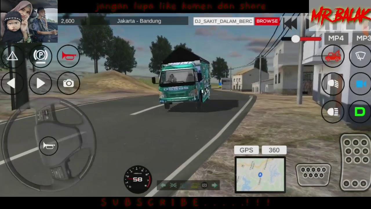 Mr balak oleng #idbs truck indonesia - YouTube