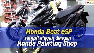 VLOG : Honda Beat eSP tampil elegan dengan Honda Painting Shop