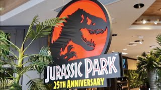 Celebrating Jurassic Park 25th Anniversary at Universal Studios Hollywood