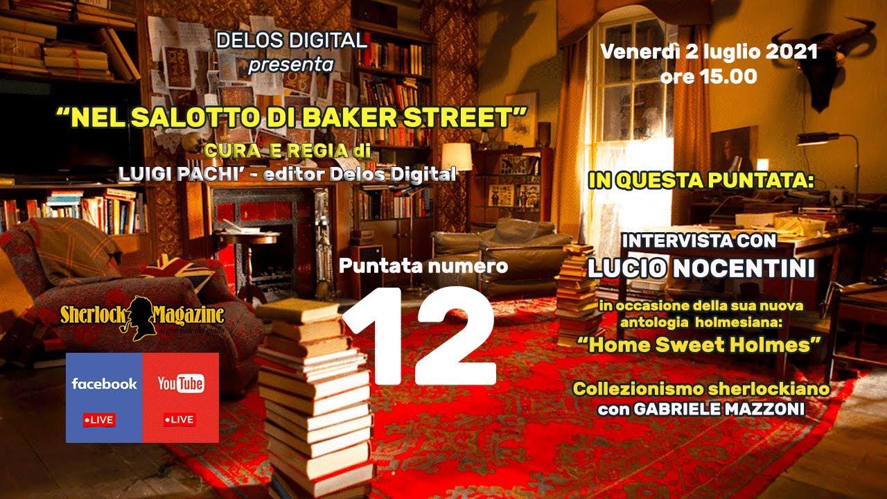 Nel salotto di Baker Street | 12