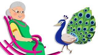 Nani Teri Morni Ko Mor Le Gaye | नानी तेरी मोरनी Kids Channel India Hindi Rhymes | Hindi Balgeet