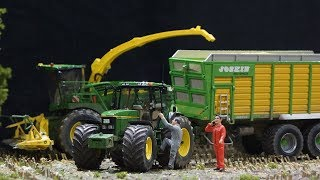 2018  Agritoy LCN miniaturen beurs in Zwolle RC 1/32,1,64,diorama