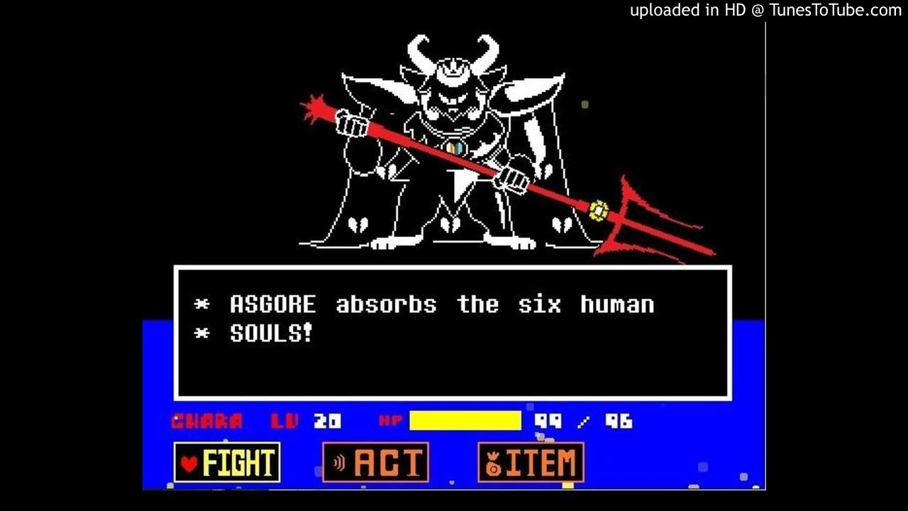 Undertale - Genocide Asgore - EXTENDED - YouTube