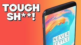 "OnePlus 5T PARODY - ""It's Tough Sh#%!"""