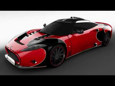 Spyker C8 Aileron LM85 Final Edition