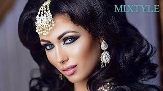 Традиционный индийский свадебный макияж ❤ Сказочная невеста из Индии 8⃣