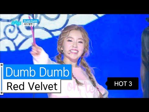 [HOT] Red Velvet - Dumb Dumb, 레드벨벳 - 덤덤, Show Music core 20160109