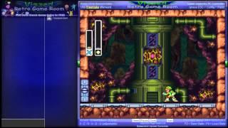 Mega Man X3 - Foodperson