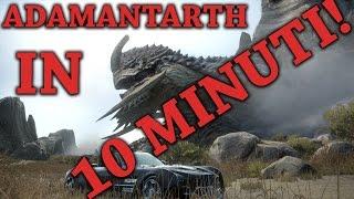 FFXV | COME BATTERE ADAMANTHART  IN 10 MINUTI!