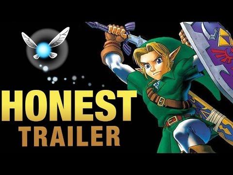 ZELDA: OCARINA OF TIME (Honest Game Trailers)