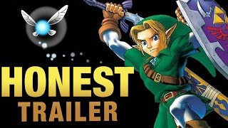 ZELDA: OCARINA OF TIME (Honest Game Trailers)