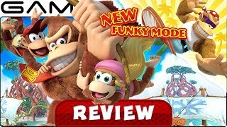Donkey Kong Country: Tropical Freeze - REVIEW (Nintendo Switch)