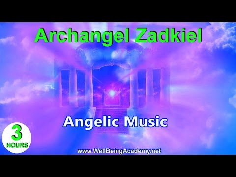 03 - Angelic Music - Archangel Zadkiel