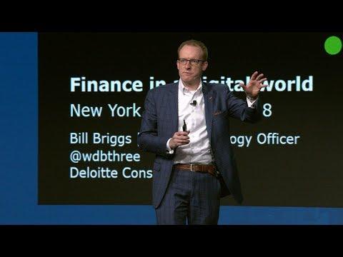 MFE 2018: Finance in a Digital World