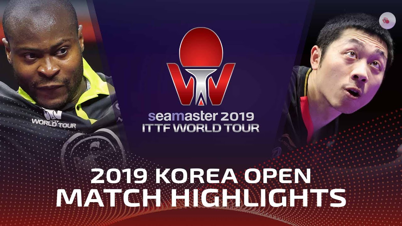 Download Aruna Quadri vs Xu Xin | 2019 ITTF Korea Open Highlights (R16)