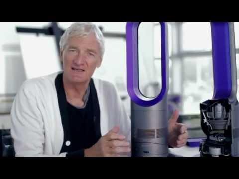 Dyson Hot - James Dyson Explains The Technology