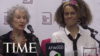 Margaret Atwood And Bernardine Evaristo Share Fiction's Prestigious Booker Prize | TIME