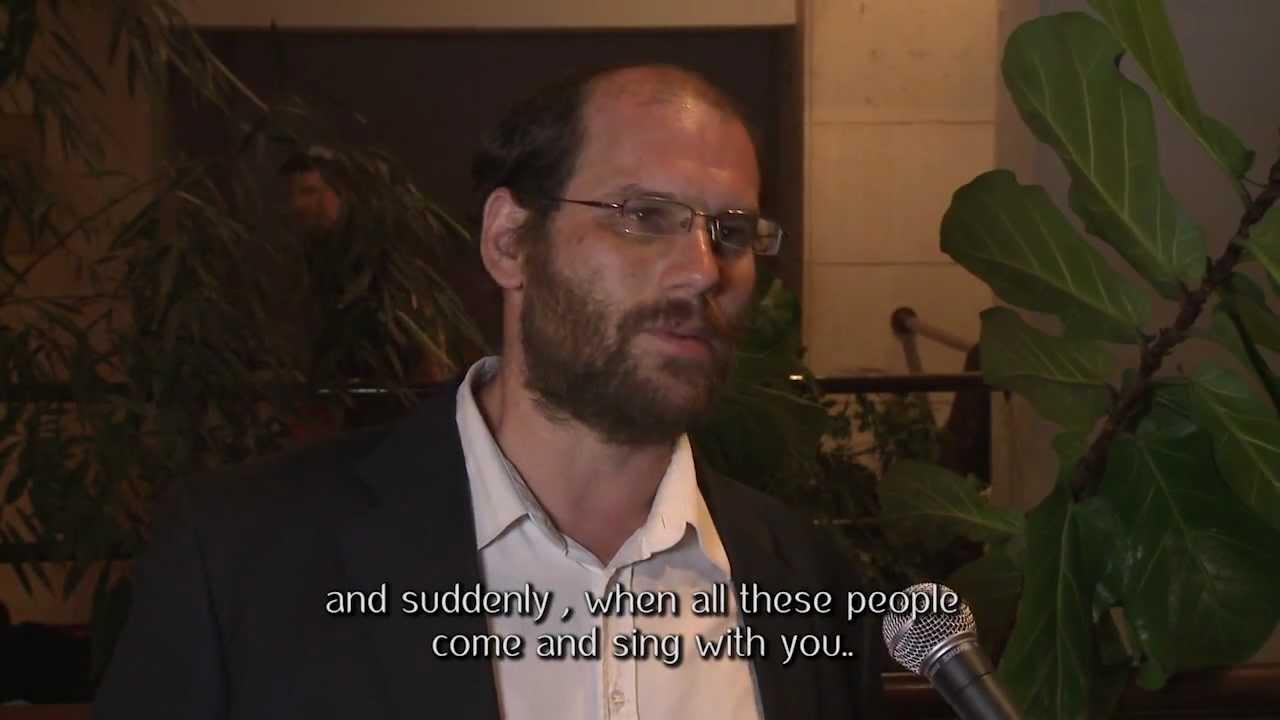 קומזינג 2 | החוויה של אהרן רזאל | Kumzing 2 | Aharon Razel talks