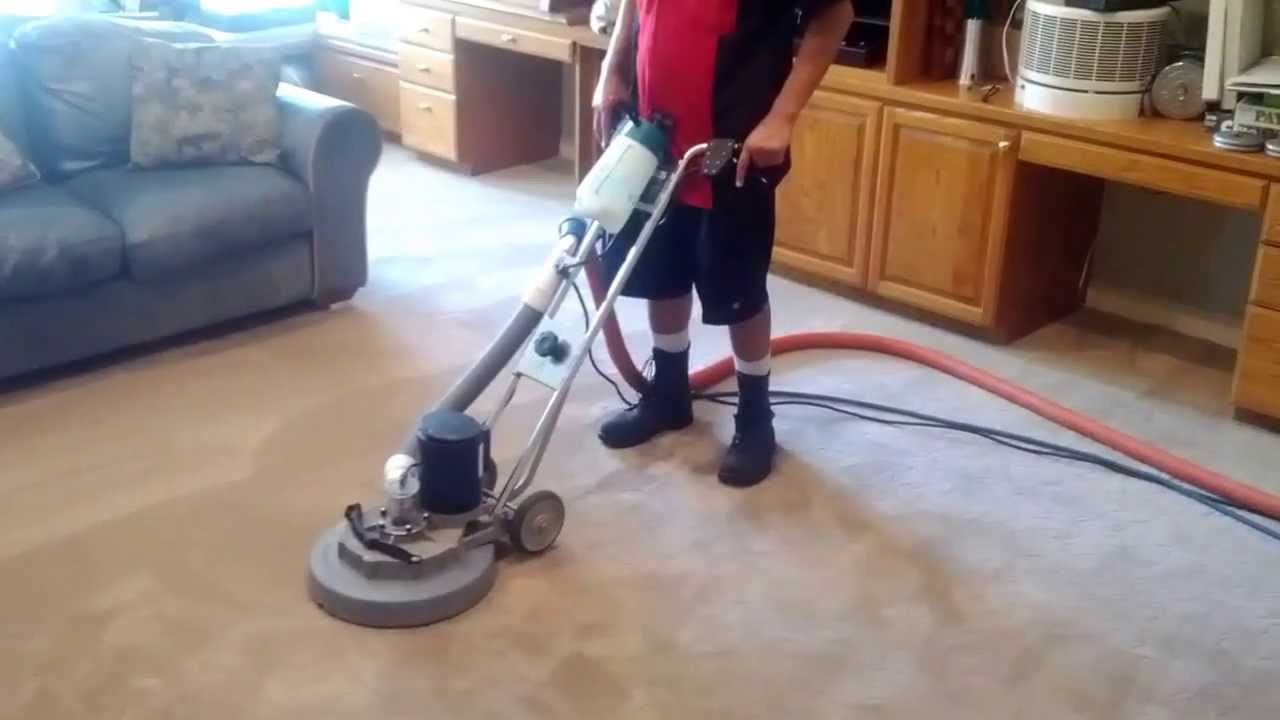 San Diego Carpet Cleaning Scripps Ranch Quick Drying