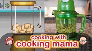 Peanut Butter | Cooking with Cooking Mama! Lost Episode