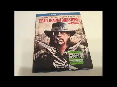 Critique du film Dead Again in Tombstone en format Blu-ray